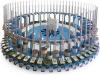 دستگاه تزریق پییو برای تولید فیلتر اتومبیل