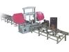 دستگاه ار ه نواری فلز بر تمام اتوماتیک با ظرفیت برش گرد 1200 میلی متر