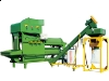 1200 to 1500 kg per hour wheat seed complete modification system with disinfectant system