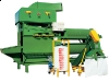 1200 to 1500 kg per hour wheat seed complete modification system with Disinfectant system(B-Z-S150)