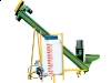 Disinfecting system of cereals seed Model(Z-M-4-500)